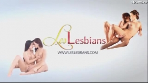 Two lesbians are massageing each other with rocker butt toys until they both start screaming from pleasure
